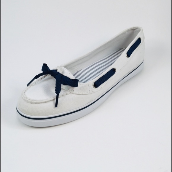 Sperry Shoes - Sperry Canvas Top Sider  Boat Shoes